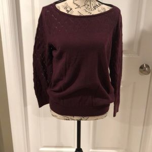 The Loft sweater size M